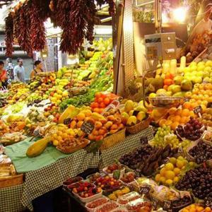 Рынки Певека
